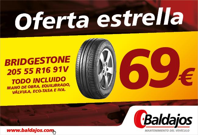 Oferta Bridgestone-BALDAJOS